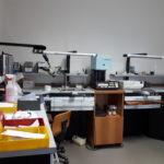 Studio dentistico con accesso diretto al laboratorio odontotecnico